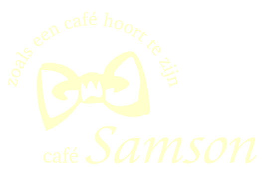Iets Te Vieren Cafe Samson